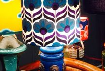 Vintage Retro Lighting and Lamps / Refurbished pre-loved Lighting and Lamps