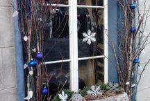 výzdoba-vánoce,velikon.,jaro,podzim..