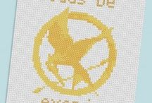 Cross stitch / by Emma Truelove-Ralph
