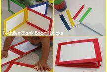 Preschool Literacy Ideas