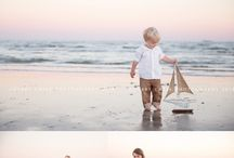 Beach portrait ideas