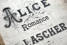 Typography | Vintage