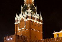 Москва - винтажный фотоальбом