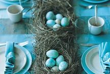 Tablescapes and hosting ideas