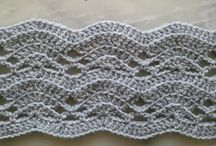 Points tricot & crochet