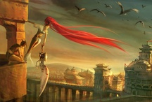 Fantasy: Heavenly Sword
