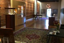 Our Showroom in Red Bank, New Jersey / Visit us at 24 Broad Street in downtown Red Bank, New Jersey.