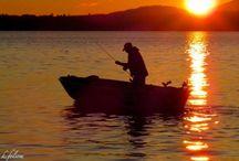 Boating + Fishing