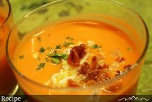 Absolutely YUMMY food / These are our selected recipes from Spain and Latin America. Enjoy!