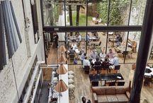 Natural Cafe inspiration