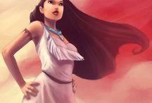 Pocahontas da disney