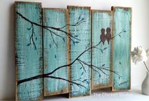 Reclaimed wood ideas