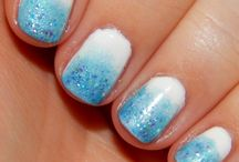 nails hairs eyes / beauty