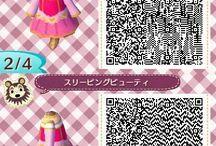 Animal Crossing Designs / by Brittany Barnard