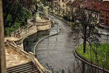 Travel~Hungary & Romania