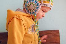 Háčkované a pletené čepice