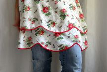 Vintage Apron Obsession / Like what our Grandmommas wore / by Southern Gals Cook