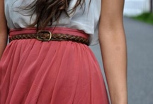 Skirts - how to pair them!