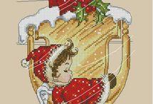 Wzory bożonarodzeniowe