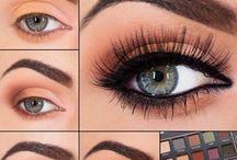 Makeup: Ideas & Tricks / hair_beauty