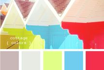 COLOR SCHEMES FOR DECORATING / Colors schemes and thats it / by Barbarette Mathis