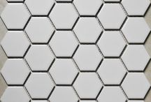 Carrelage mosaic / Veranda