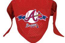 MLB Baseball Dog Collars / http://sportsfandogcollars.com/store/category/mlb-baseball-dog-collars/