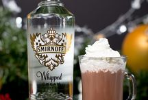 Whipped Cream / Get lost in the rich decadence of whipped cream inspired drinks. / by Smirnoff US