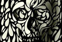 Skulls / by Ellen Patrick Totten