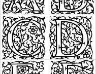 middeleeuws schrijven