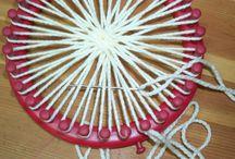 Motifs pour métier à tricoter