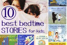Bedtime Stories/Books