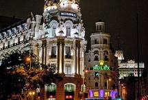 Tus calles mojadas me han visto crecer -Madrid-