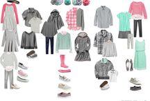 zestawy kolorów ubrań