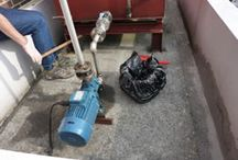 Bund lining services / Comprehensive lining services for secondary containment and bunded areas.