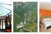Gorges du Tarn en Lozère; séjour hôtel Les 2 Rives / Encore une envie de profiter de ce beau département qu'est la Lozère; séjour à 2 pas des Gorges du Tarn et son classement UNESCO. #Hôtel les 2 Rives tourisme #tourisme gorges du tarn #UNESCO