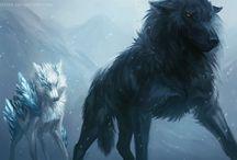 Волки