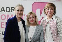 INFLUYENTES de MADRID WOMAN'S WEEK / Personas que considero INFLUYENTES en la Sociedad y con las que topé a raíz de los Derechos del Mujer, la Igualdad de Oportunidades y la Comunicación en Madrid Woman's Week