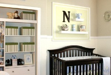 Baby room ideas / by Lindsay Randzo