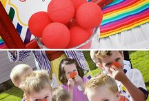 Clown party ideas