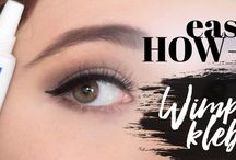 EASY HOW-TO MAKE-UP TUTORIALS von Make-up Artist & Bloggerin Jules erklärt!