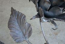 Frunză  fier forjat