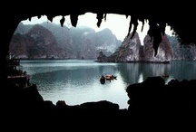 all about caves / by Julienne Jenkins