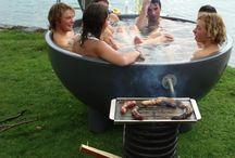 Sauna and Hot Tubs
