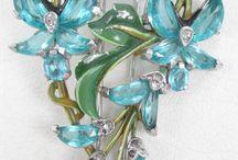 Trifari Demi Lune Jewelry