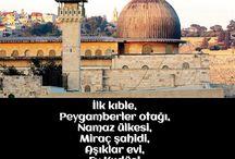 Müslüman Filistin'de