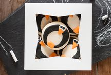 Gluten Free & Dairy Free Penguins Cookies / Go Pens!  Cheer your favorite hockey team on to victory with gluten free and dairy free, sugar cookies decorated with royal icing.  Available every home game weekend. Photos by Lisa Eggleston Photography