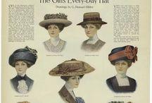 1900-luvun alun muoti