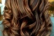 curls - long to medium length