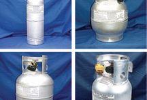 Aluminum LPG Cylinders